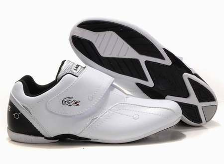 Basket Courir Scratch basket Lacoste chaussure Rouge sQdxCrth