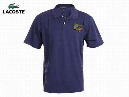 Euro En Lacoste Shirt Pas 10 Polo tee Cher Ligne Solde f7gyb6